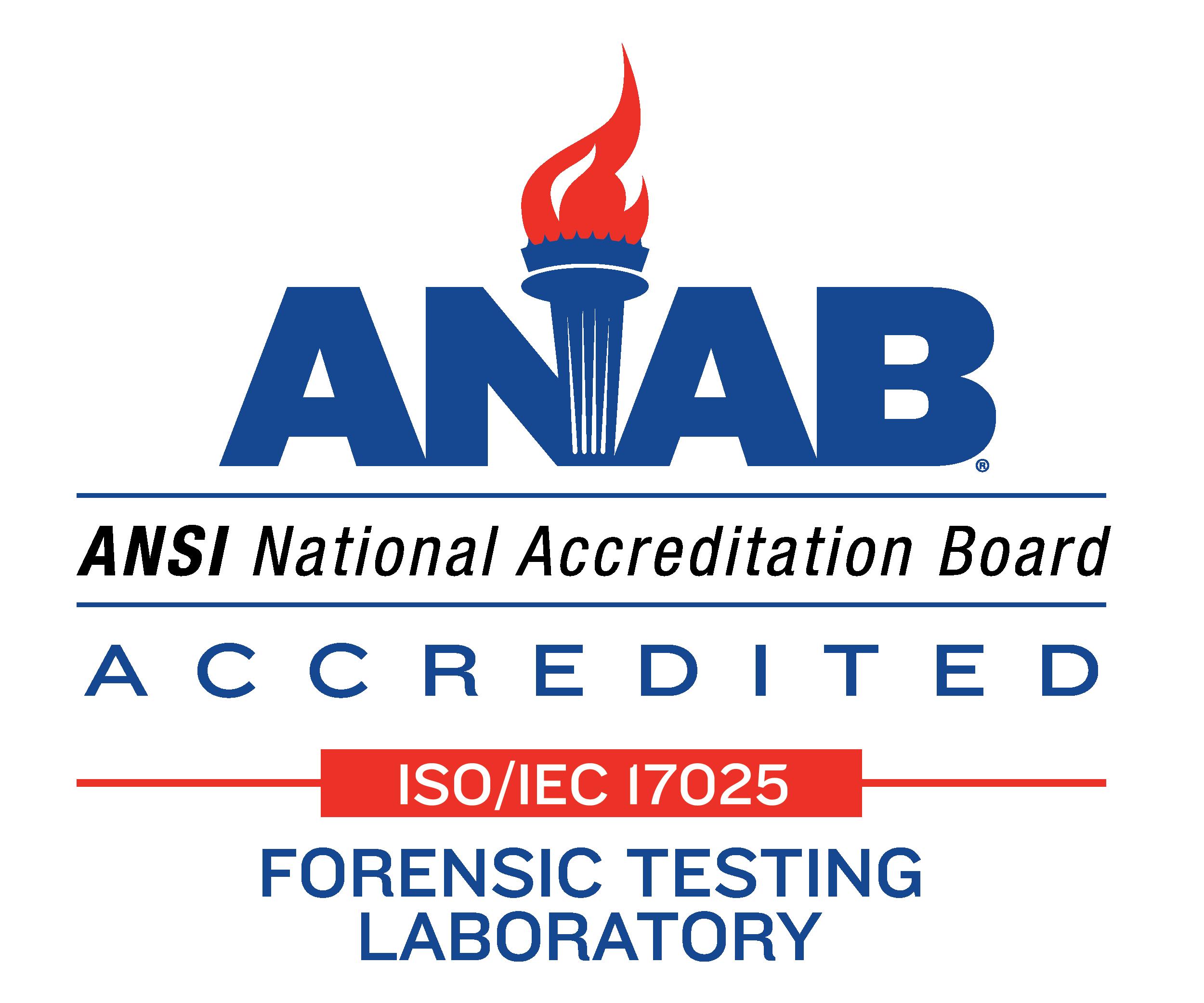 ANAB Accreditation